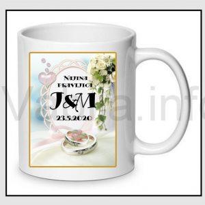 Skodelice za POROKO za svate – Poročne skodelice za svate – 261