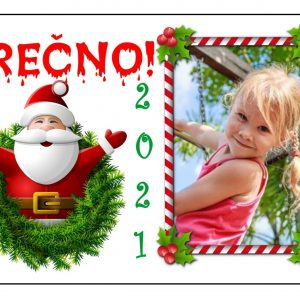 2 Magneta otroška 2021 - 20?? za Novo leto Božič - 458