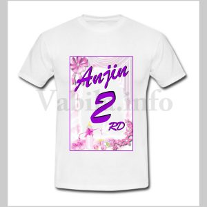 Otroška majica za 2 rojstni dan – 478